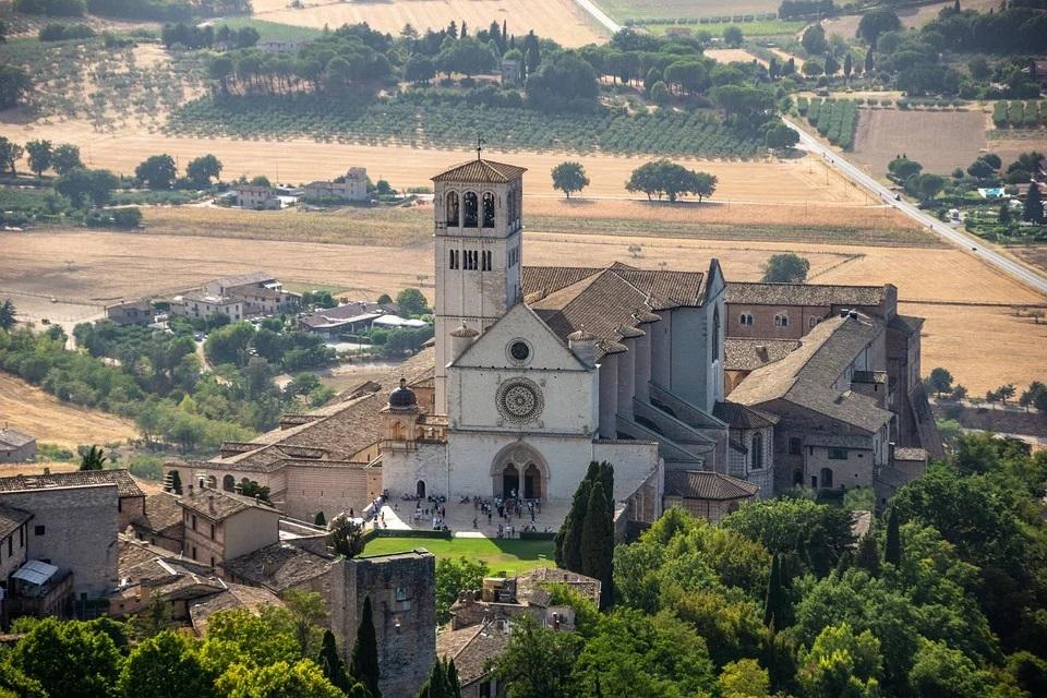 Assisi lampada votiva