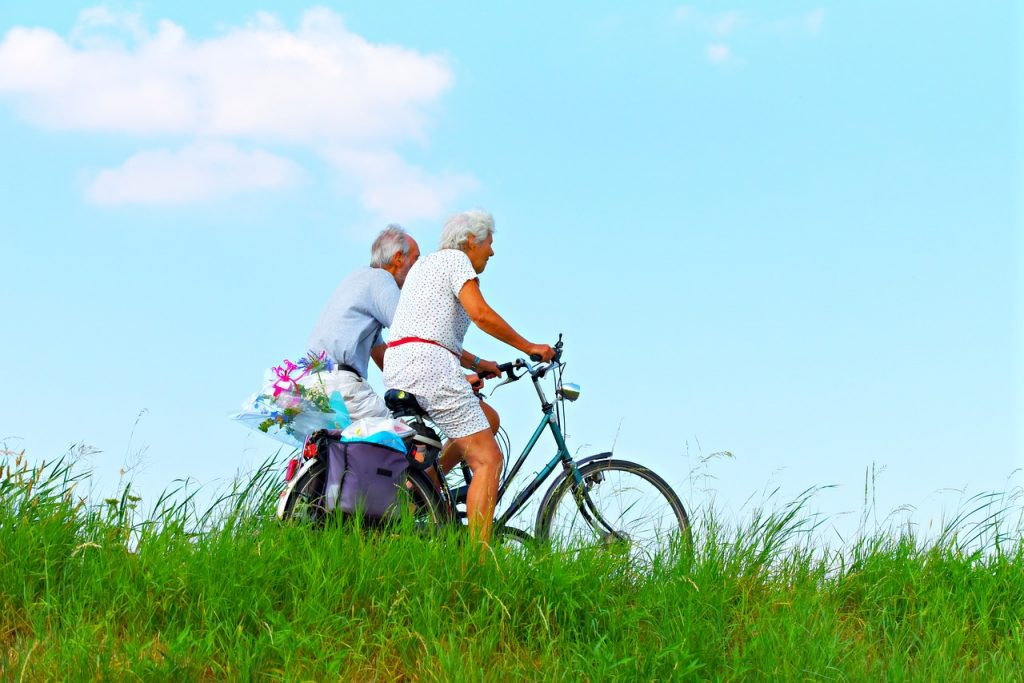 Coni di Campobasso - Anziani In Bici