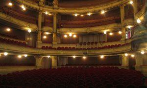 i palchi di un teatro