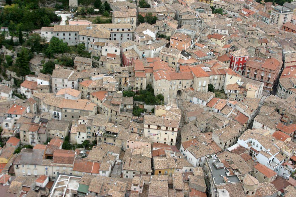 Mappa digitale - immagine di Gino Calabrese (1)