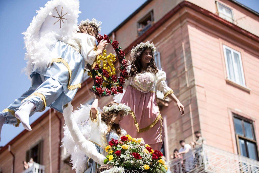 Domenica - una foto del Mistero Sacro Cuore