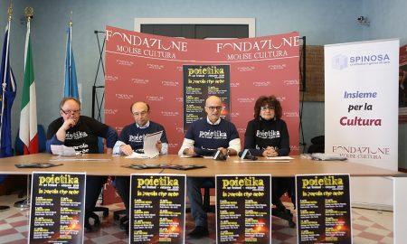 la Conferenza Stampa di Poietika