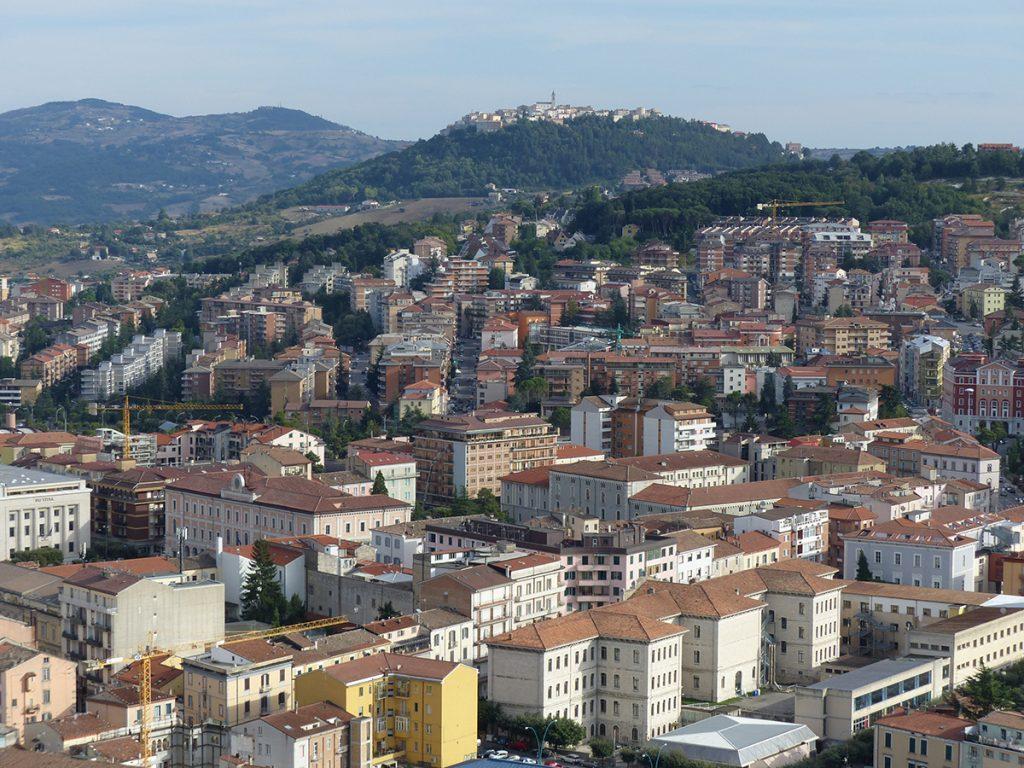 Rap - Panoramica Della città di Campobasso