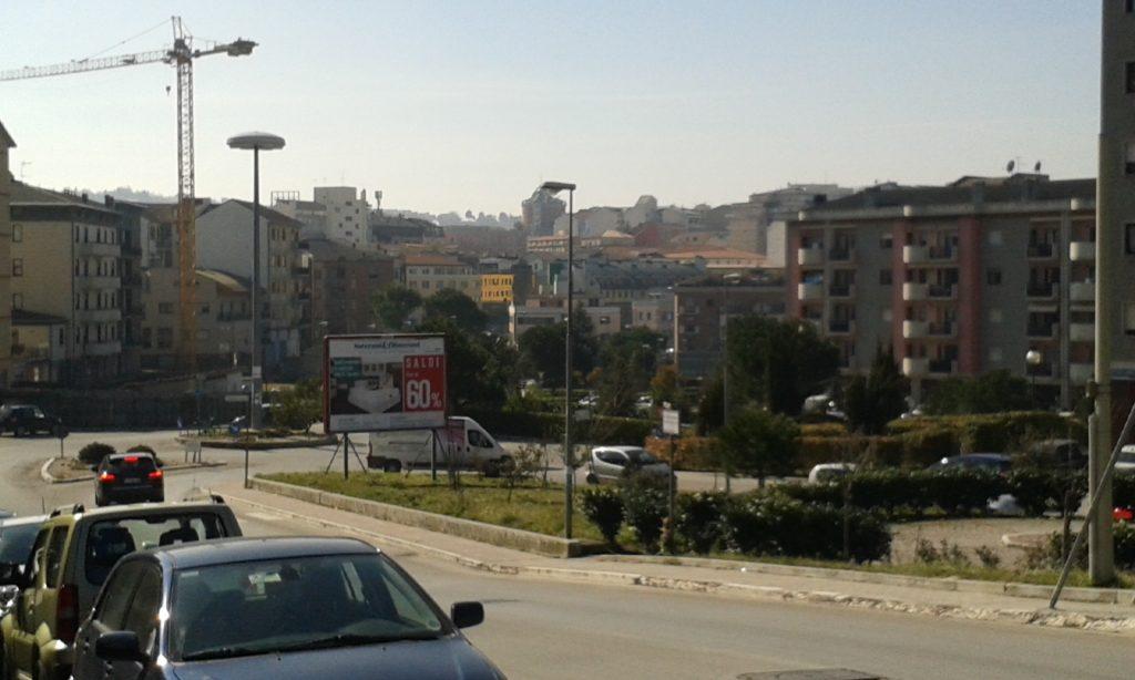 ContaminAzioni - Una Via Del Centro Della città di Campobasso