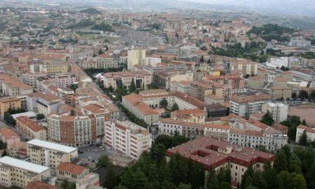Veduta Del Centro Murattiano Di Campobasso