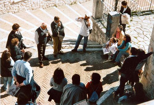 Il Giro Delle 12 Chiese - visita della chiesa di San Bartolomeo