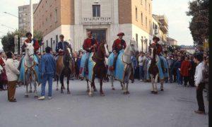 Trinitari e Crociati - Personaggi a cavallo