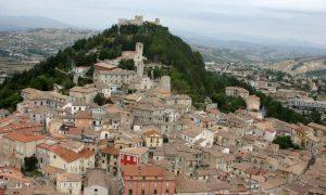 Panoramica Della Collina Monforte