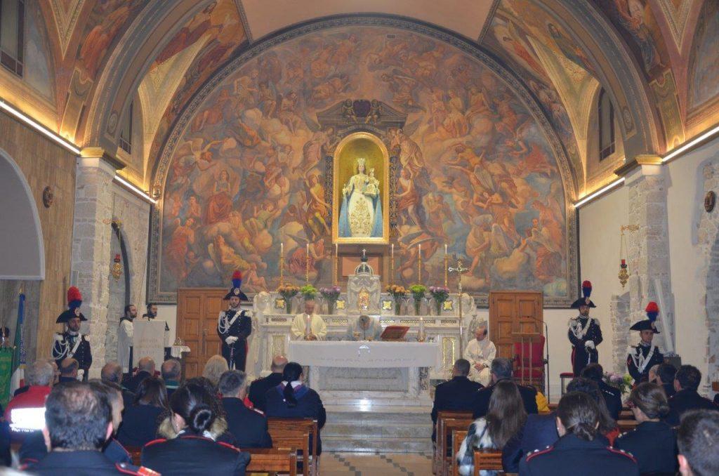 Via Matris - Chiesa Monti