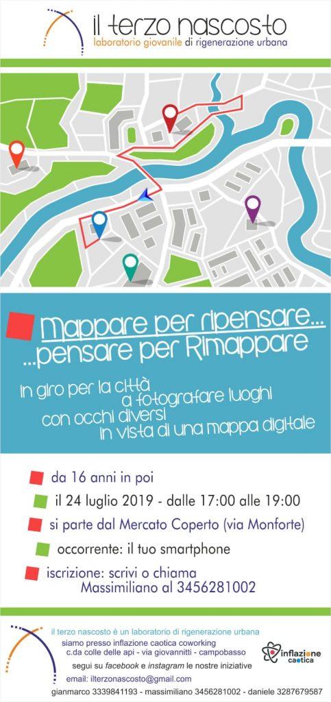 Mappa digitale -Locandine Mappe Digitali