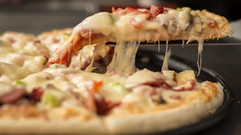 Street food - Pizza