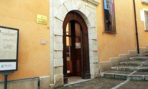 Museo Sannitico - Porta Ingresso Museo