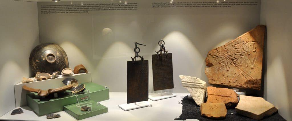 Museo Sannitico - Reperti