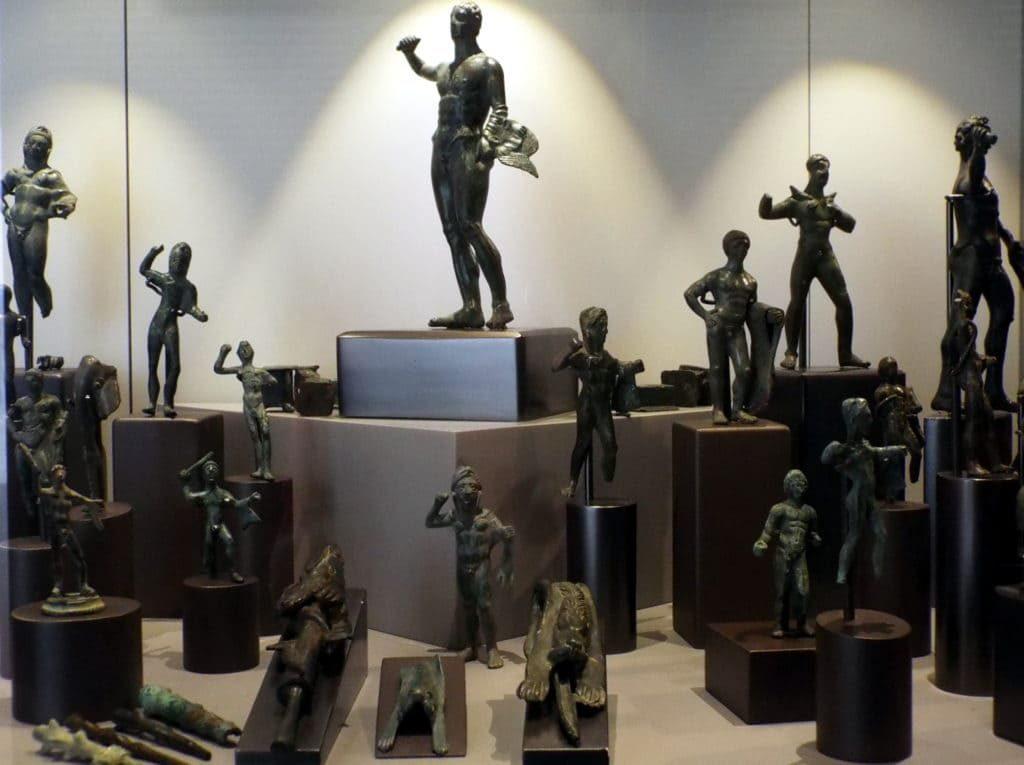 Museo Sannitico - Statue Culto