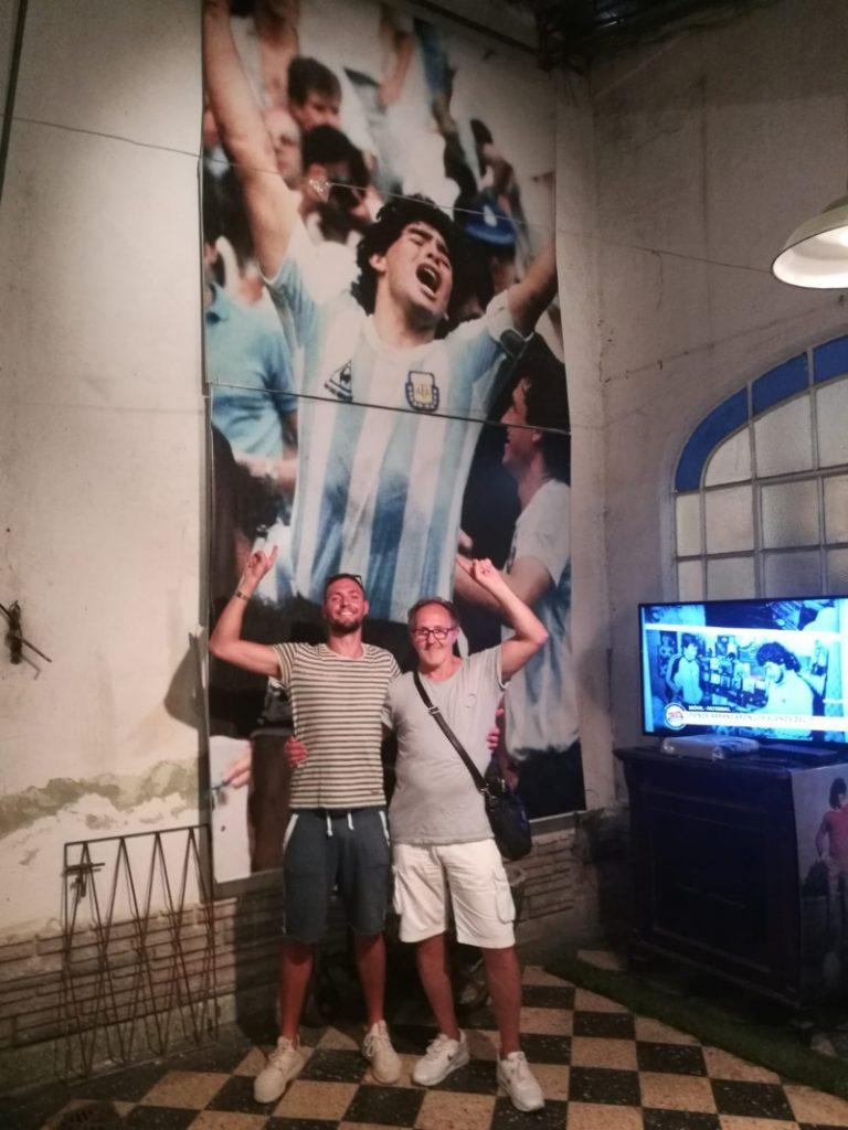 Francesco Pescolla - Museo Maradona
