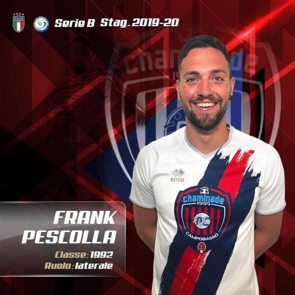 Francesco Pescolla - Ph. Chaminade Campobasso Calcio A 5