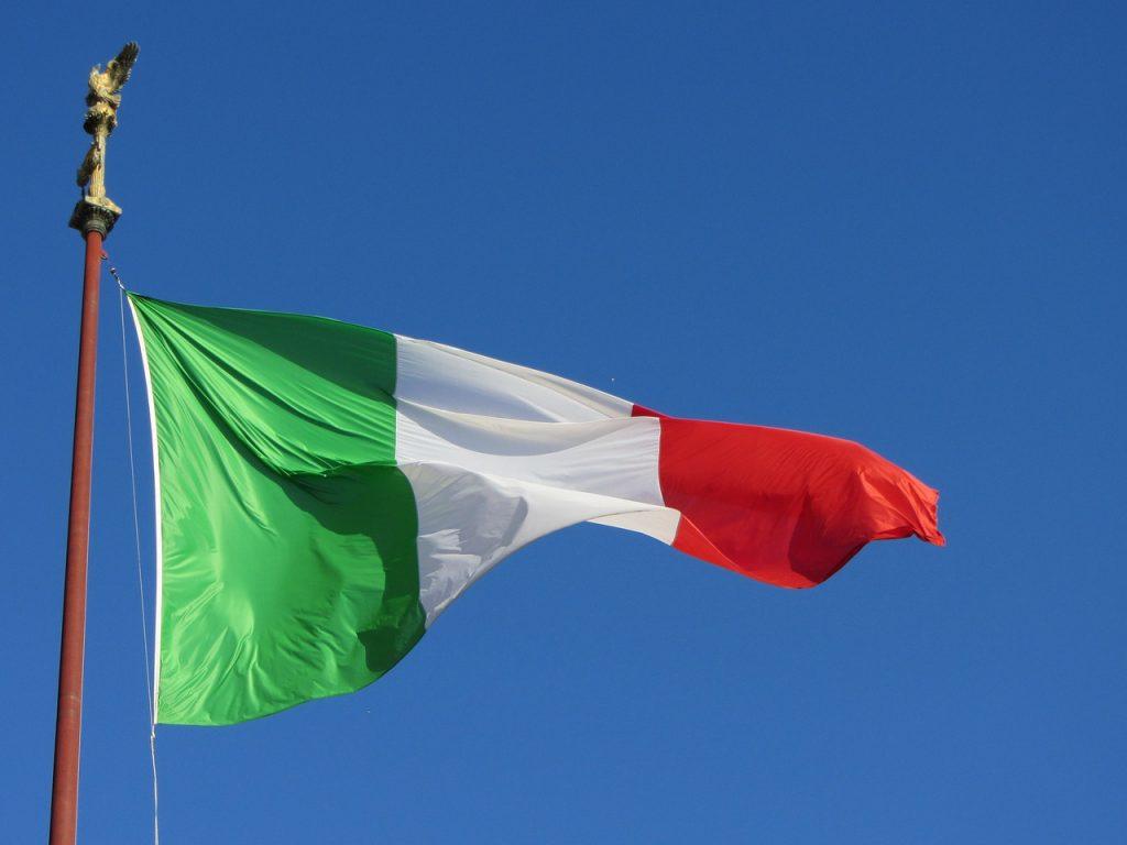 Francesco Boccia - Bandiera Italiana