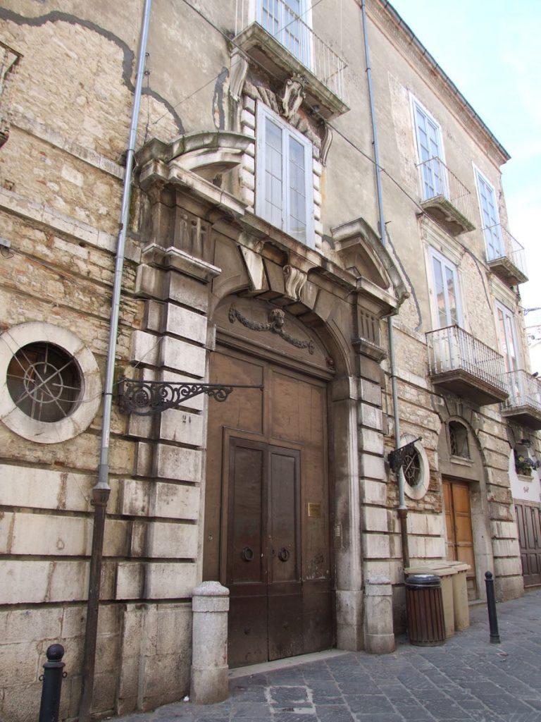 Palazzo - Palazzo Cannavina