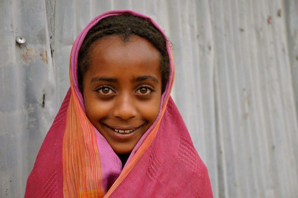 Etiopia - Bambina Etiope