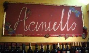 Aciniello - Logo Aciniello