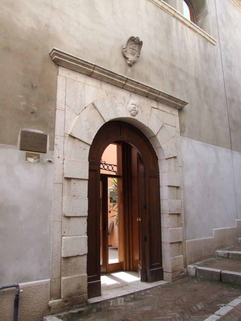 Palazzo - Palazzo Mazzarotta