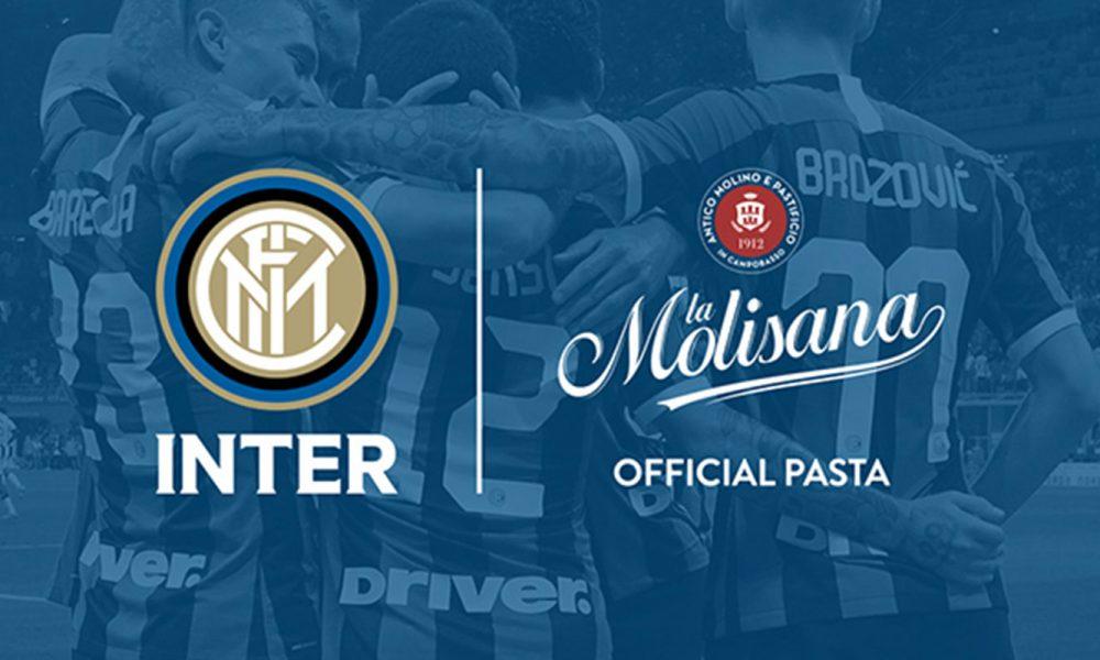 Inter - La molisana Inter Cover