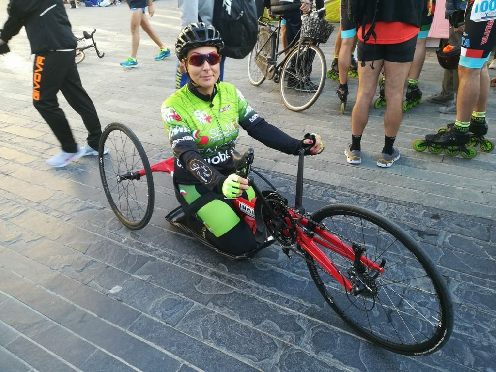 Lorena Ziccardi - Ziccardi Handbike