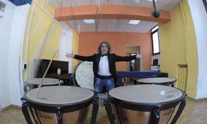 Pasquale Cristoforo - Pasquale e i suoi tamburi