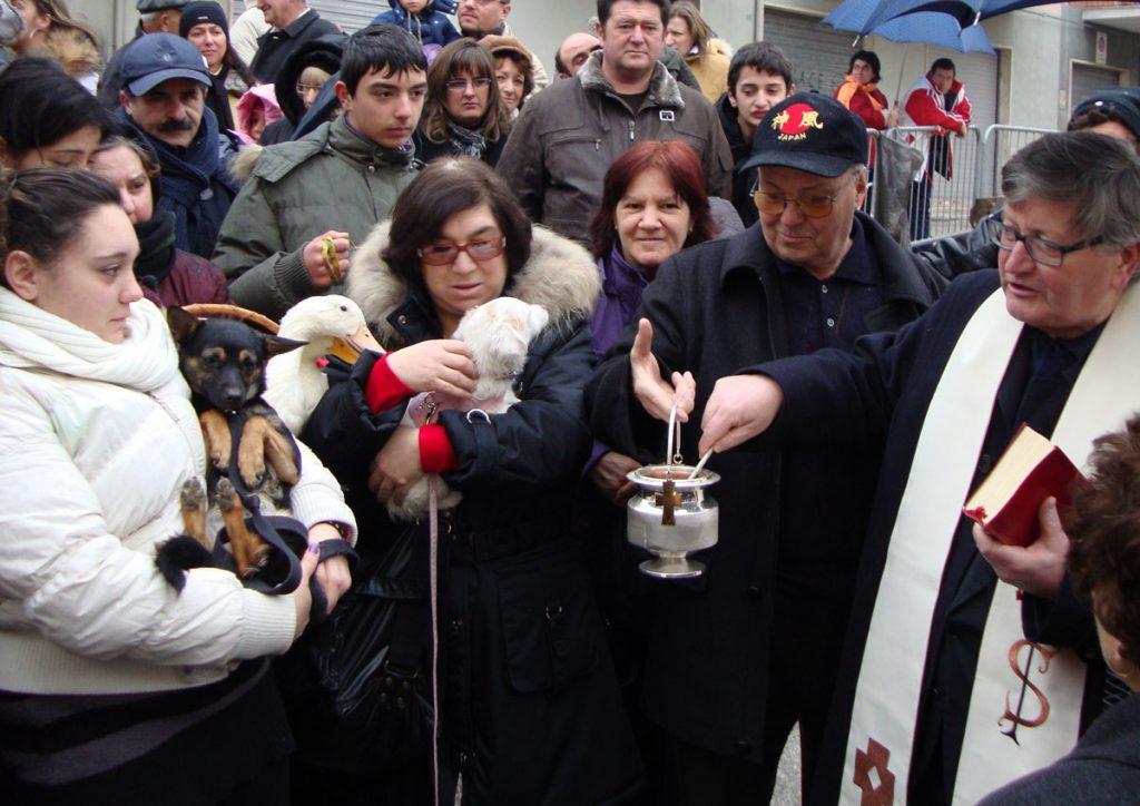 Sant'Antonio Abate - Bendizione Animali