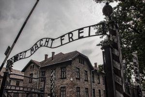 Shoah - Cancello Auschwitz