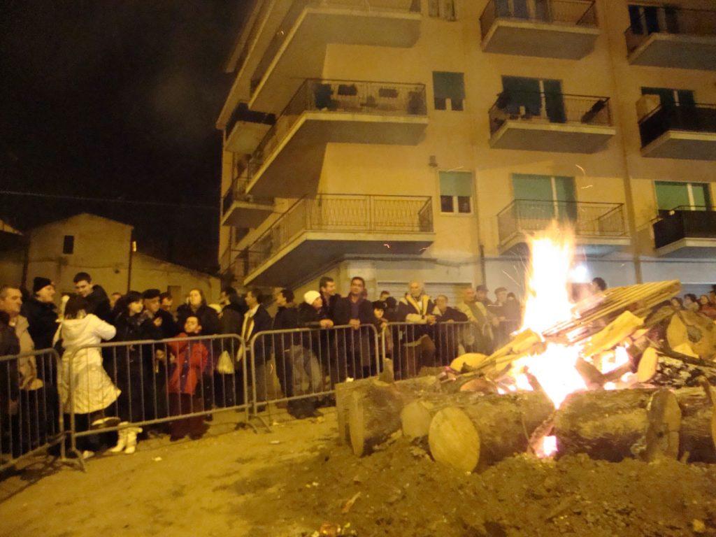 Sant'Antonio Abate - Fuoco Ardente