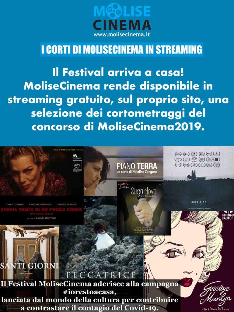 Cinema - Locandinacorti