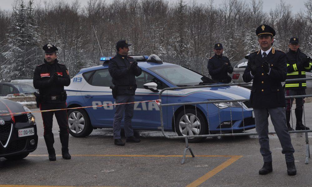 Eroi - Polizia E Carabinieri