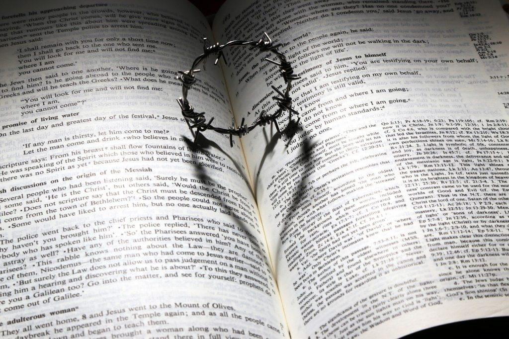 Carceri - Bibbia Corona Spine