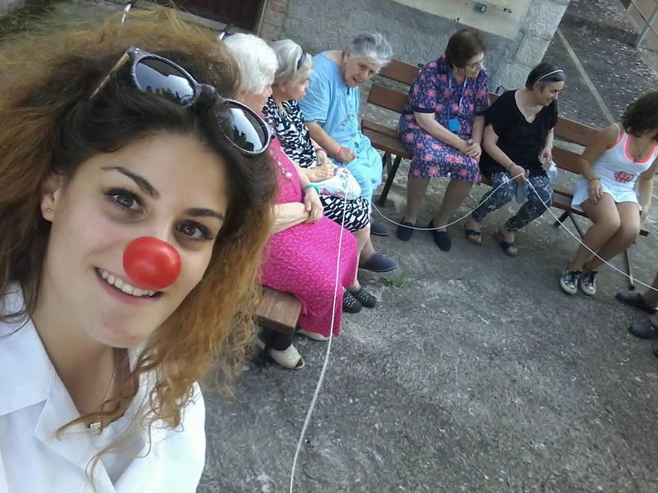 Naso rosso - Nonni