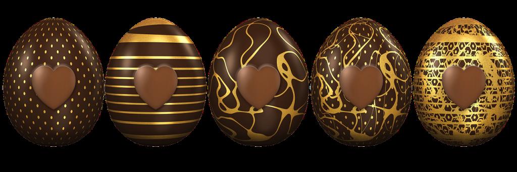 Pasqua - Uova Di Cioccolato