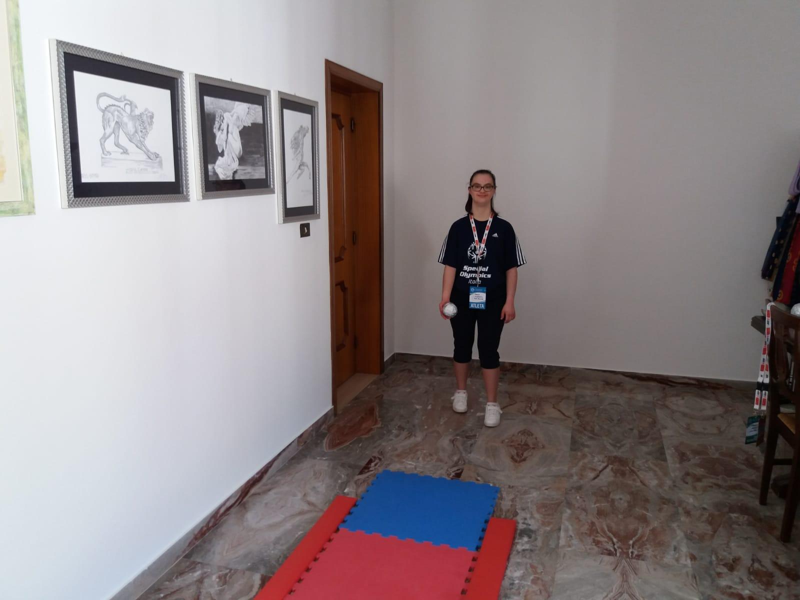 Paola Giorgetta In Azione