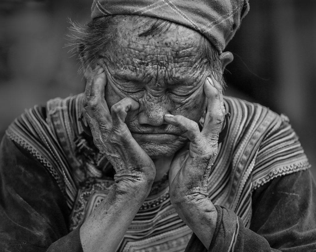 Italia - Anziana