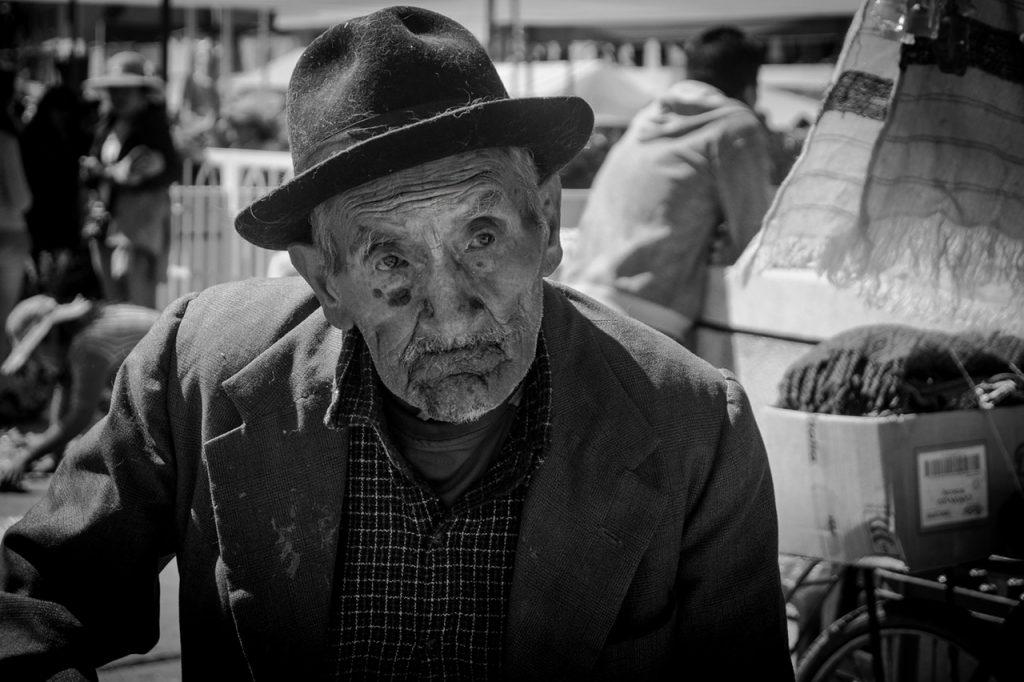 Italia - Anziano