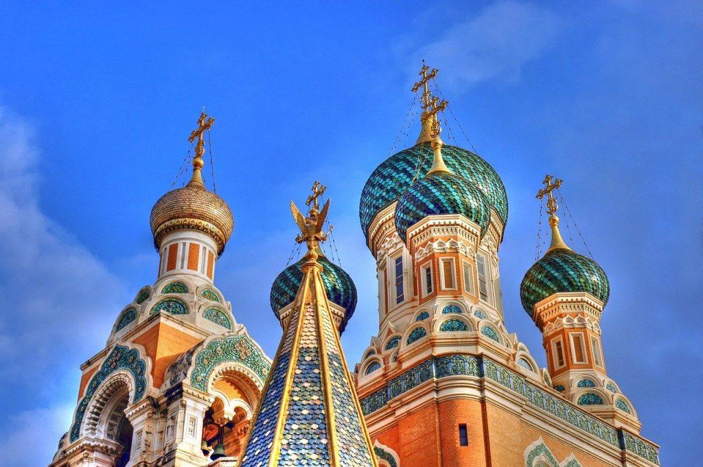 Traduttrice - Chiesa Russa