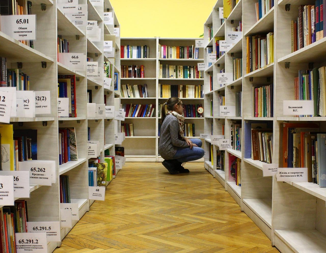 Scaffali Libri