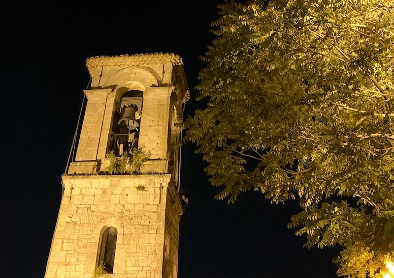 Campanile Centro Storico Chiesa Campobasso