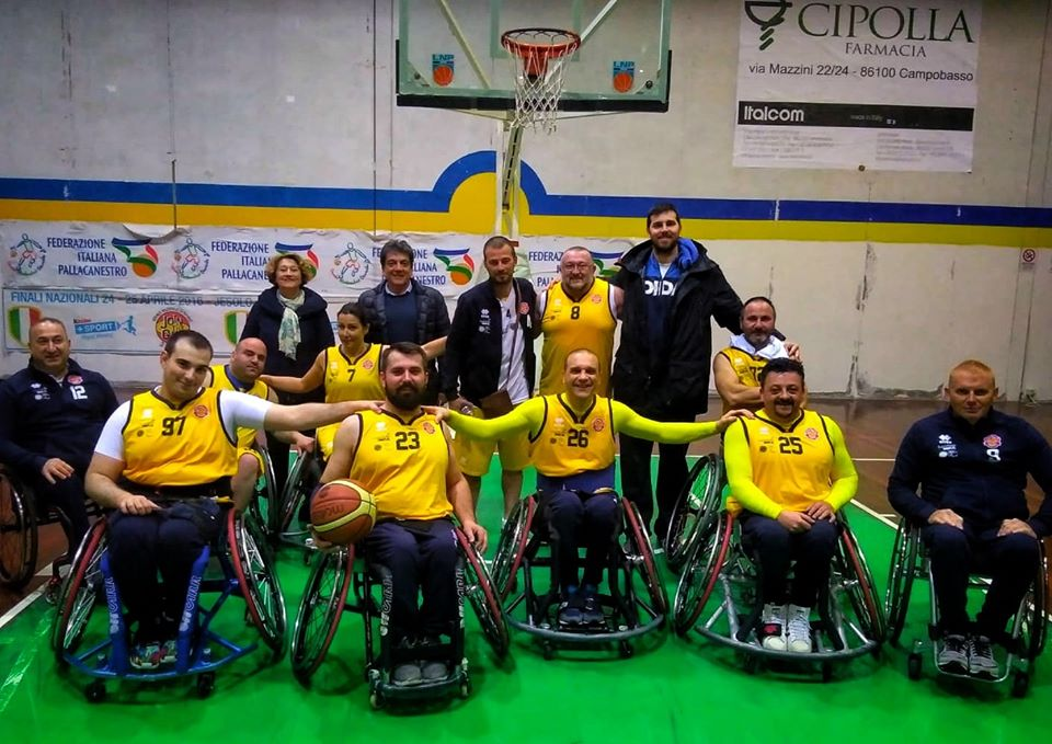 Cuore - Foto Gruppo Fly Sport Inail Molise