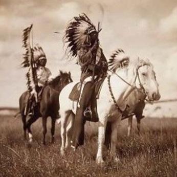 Cavallo Pazzo - indiani