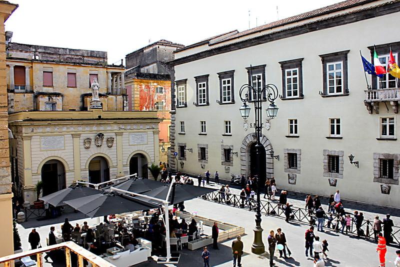 Ciccio E Alfonso - Piazza dei signori a Capua