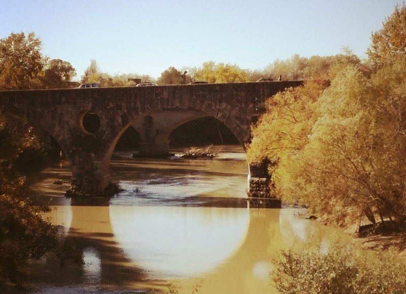Regina Del Volturno - Ponte romano