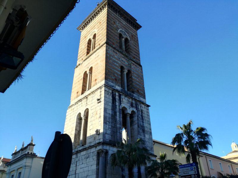 Il Campanile Del Duomo Di Capua