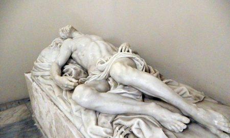Il Cristo Deposto Del Duomo Di Capua