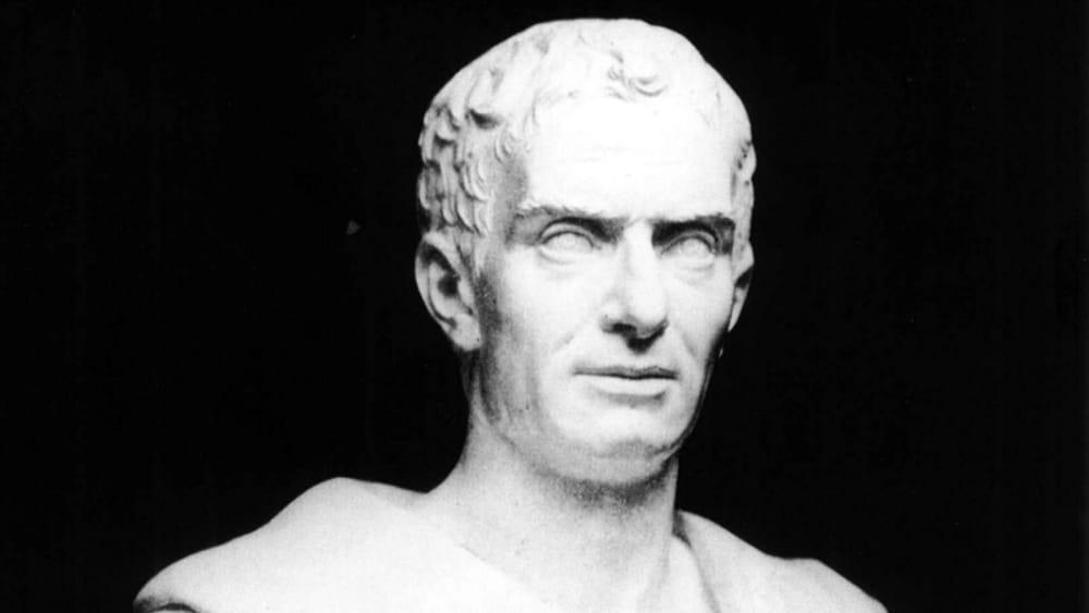 Ozi di Capua - Busto Di Tito Livio