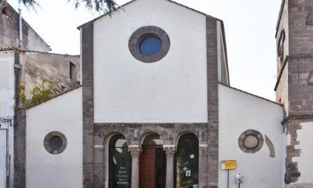 La chiesa di san Salvatore a corte è la meglio conservata della Capua longobarda.
